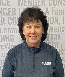 Laurie Wenger